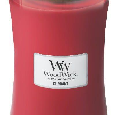 Woodwick Currant kaars groot   93117E   Woodwick