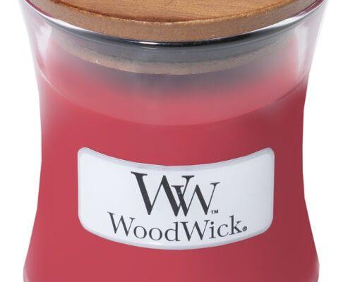 Woodwick Currant kaars klein | 98117E | Woodwick