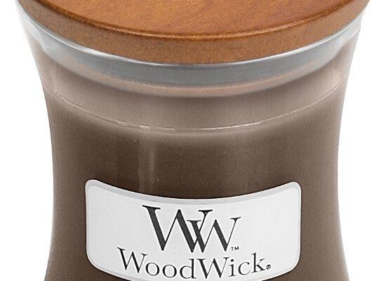 Woodwick Humidor kaars klein | 98032E | Woodwick