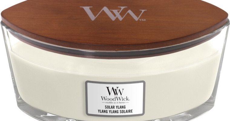 Woodwick Solar Ylang ellips kaars | 1647909E | Woodwick
