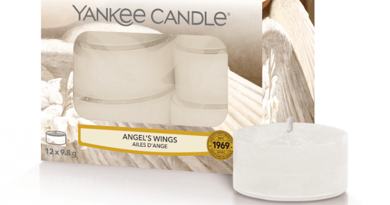 Yankee Candle Angel's Wings waxinelichtjes   1311130E   Yankee Candle